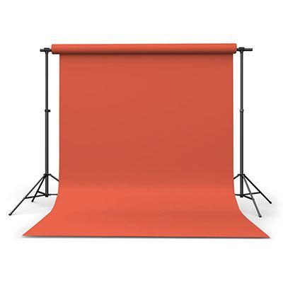 Calumet Mandarin 1.35m x 11m Seamless Background Paper