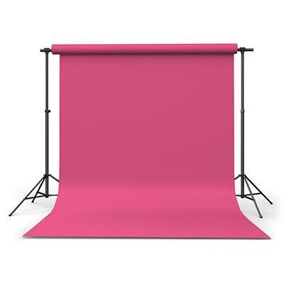 Calumet Rose Pink 1.35m x 11m Seamless  Background Paper