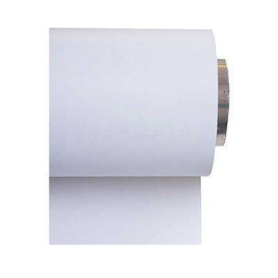 Calumet Matte White Vinyl 2.7 x 6M Background Roll 9x20 inch