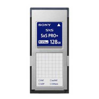 Sony 128GB SxS Pro+ Read 3.5GB/s Write 2.8GB/s