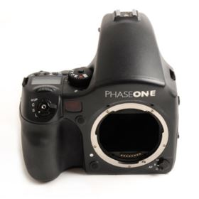 Used Phase One 645 body, P45 back, HM401 Back and 80mm Lens