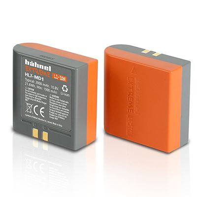 Used Hahnel Modus Extreme battery HLX-MD1
