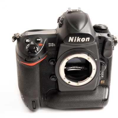 Used Nikon D3s Digital SLR Camera Body