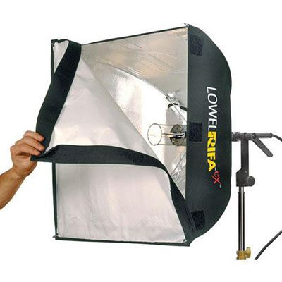 Image of Lowel Rifa Light 55 - 500w