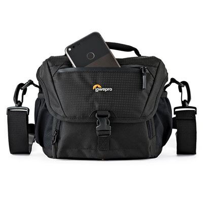 Used Lowepro Nova SH 160 AW II - Black
