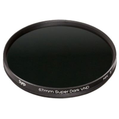 Syrp Super Dark Variable ND Filter - Small