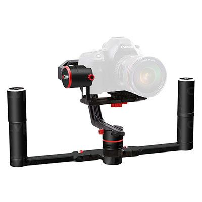 FeiyuTech A2000 Gimbal + Dual Grip Handle Kit