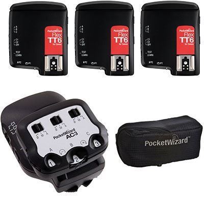 PocketWizard TTL 5-Pack - Canon