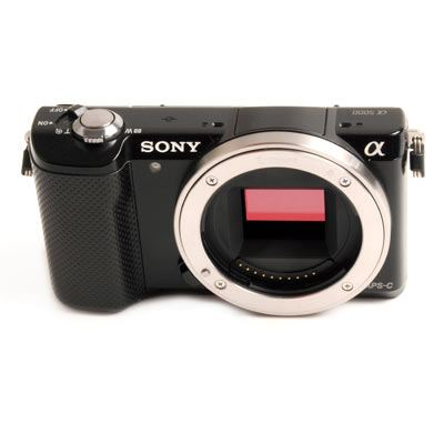 Used Sony Alpha A5000 Body only