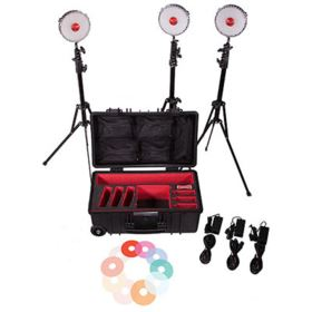 Rotolight Neo II LED Three Light Kit