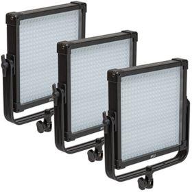 Used F+V K4000S SE Bi-Colour 3 Light Kit