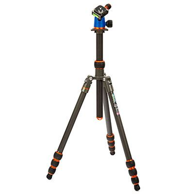 Image of 3 Legged Thing PUNKS Billy Carbon Fibre Tripod and AirHed Neo BallHead