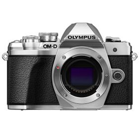 Olympus OM-D E-M10 Mark III Digital Camera Body - Silver