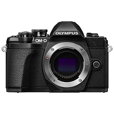 Olympus OM-D E-M10 Mark III Digital Camera Body – Black