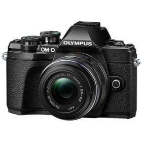 Olympus OM-D E-M10 III with 14-42mm