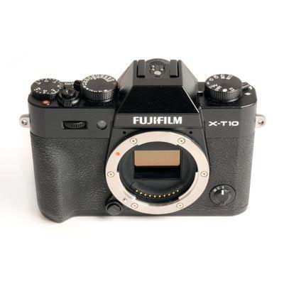 Fujifilm X-T10 Compact System Camera