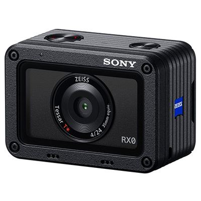 Sony DSC-RX0 Ultra-Compact Camera