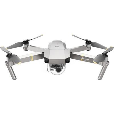 DJI Mavic Pro Platinum Quadcopter Drone