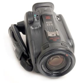 Used Canon LEGRIA HF G30 High Definition Camcorder - Black