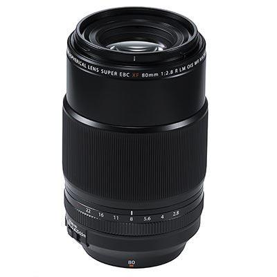 Fujifilm 80mm f2.8 XF LM OIS WR Macro Lens