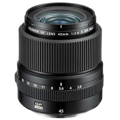 Image of Fujifilm GF 45mm f2.8 R WR Lens