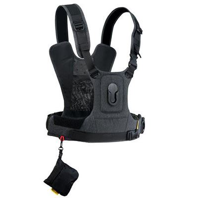 Image of Cotton Carrier Camera Vest and Harness Kit