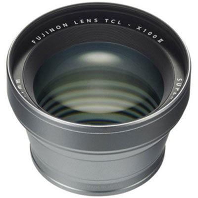 Fujifilm TCL-X100 II Tele Conversion Lens – Silver