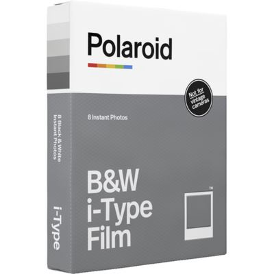 Polaroid Original B+W Film for I-Type