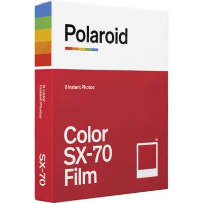 Polaroid Original Color Film for SX-70