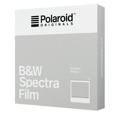 Polaroid Original B+W Film for Spectra