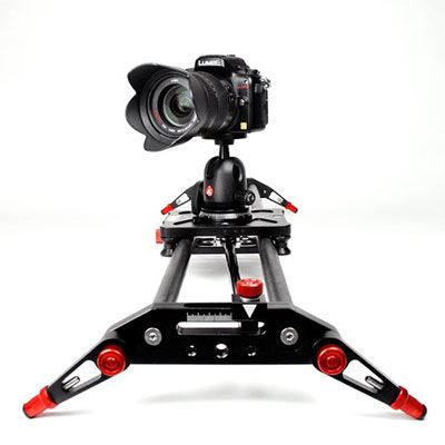Image of Hague Camslide Drive Carbon Fibre Camera Slider With Auto Pan System