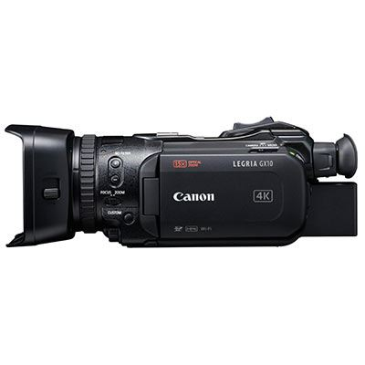 Image of Canon Legria GX10 Camcorder