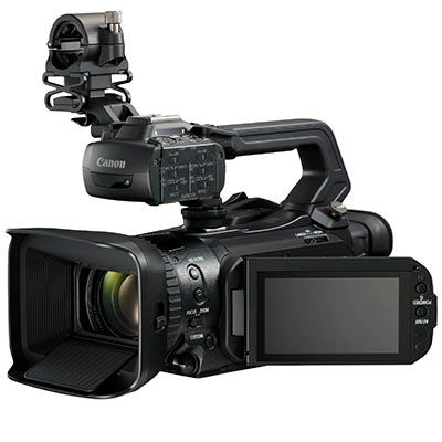 Image of Canon XF405 Compact Camcorder
