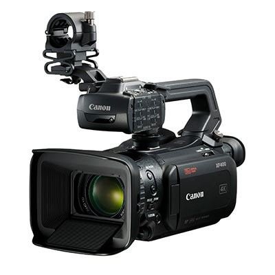 Image of Canon XF400 Compact Camcorder