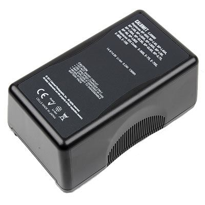 Image of Calumet Replacement Battery for Sony BP-65H L40 L60 L60A L90 L90A V-mount V-lock