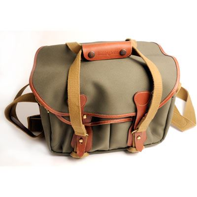 Used Billingham 225 - Sage FibreNyte / Tan