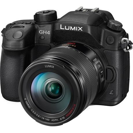 Used Panasonic LUMIX DMC-GH4R Digital Camera with 14-140mm Lens