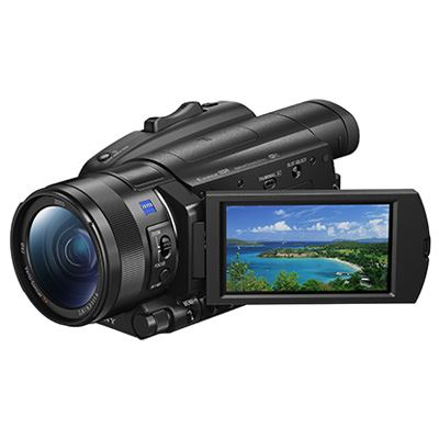 Image of Sony FDR-AX700 Handycam