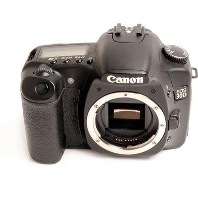 Used Canon EOS 30D Digital SLR - Camera Body