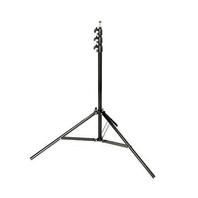Image of Calumet Air Cushioned Light Stand 3.1m - Black