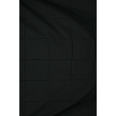 Image of Calumet Black 3 x 7.2m Muslin Background