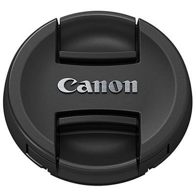 Image of Canon E-49 Lens Cap for 49mm Fitment