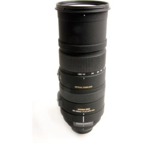 Used Sigma 150-500mm f/5-6.3 DG OS HSM - Nikon fit