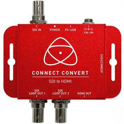 Image of Atomos Connect Convert - SDI to HDMI