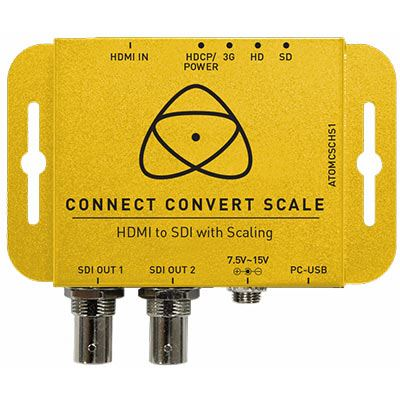 Image of Atomos Connect Convert Scale - HDMI to SDI