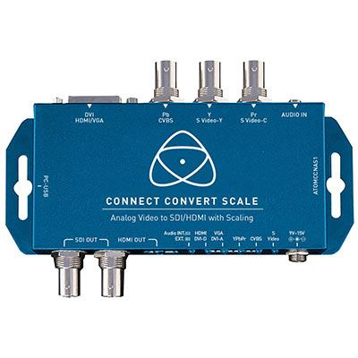 Image of Atomos Connect Convert Scale - Analog to SDI/HDMI