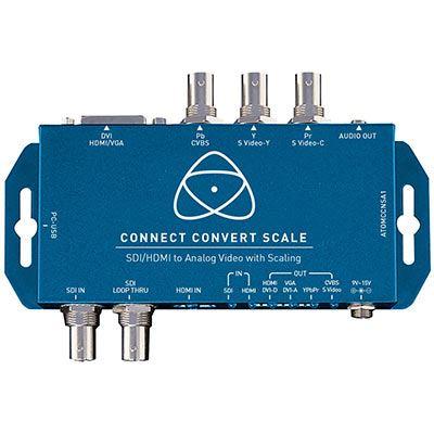 Atomos Connect Convert Scale - SDI/HDMI to Analog