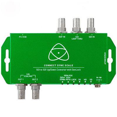 Image of Atomos Connect Sync Scale - SDI to SDI