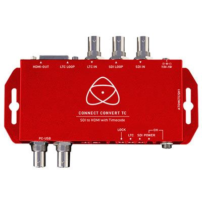 Image of Atomos Connect Convert TC - SDI to HDMI