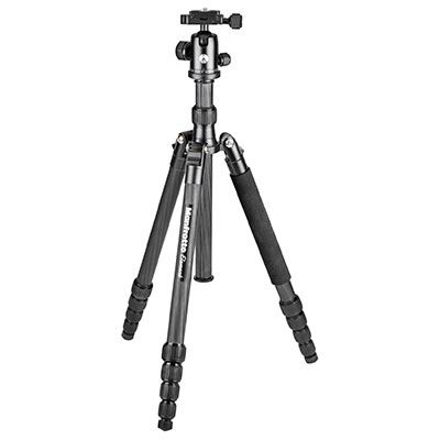 Click to view product details and reviews for Manfrotto Element Carbon Fibre Big Traveller Tripod Kit.